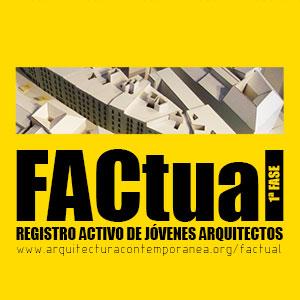FACtual: REGISTRO ACTIVO DE JÓVENES ARQUITECTOS